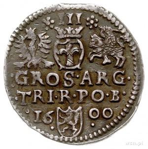 trojak 1600, Bydgoszcz, na awersie w napisie brak liter...