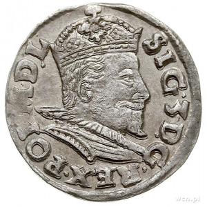 trojak 1596, Lublin, Iger L.96.2.a (R), bardzo ładny