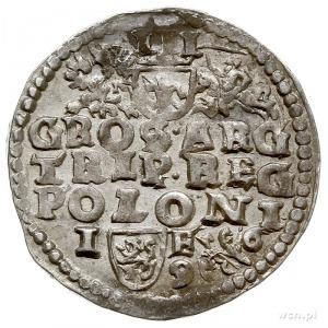 trojak 1596, Lublin, Iger L.96.5.a (R)