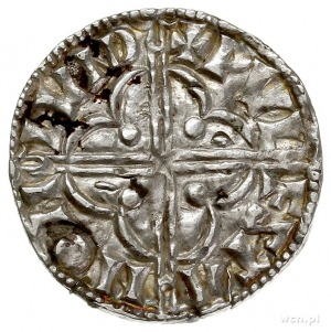 Knut 1016-1035, denar typu quatrefoil 1018-1024, mennic...