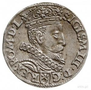 trojak 1603, Kraków, Iger K.03.1.a (R1), bardzo ładny