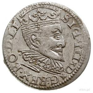 trojak 1595, Ryga, Iger R.95.d, Gerbaszewski 17b