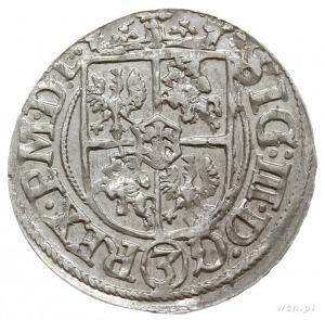 półtorak 1620, Ryga, odmiana bez znaku lis, Gerbaszewsk...