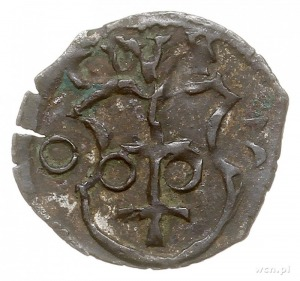 denar 1603, Wschowa, Aw: Orzeł, Rw: Herb Wschowy i data...