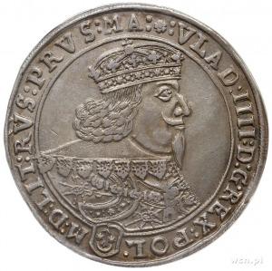 talar 1641, Bydgoszcz, Aw: Popiersie króla w prawo i na...