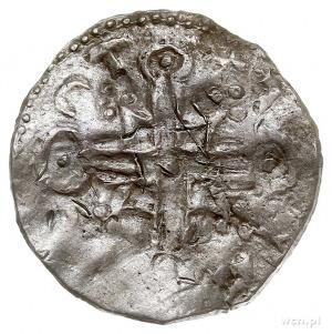 Hardeknut 1035-1042?, naśladownictwo denara Knuta typu ...