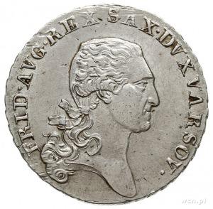 1/3 talara (dwuzłotówka) 1814, Warszawa, Plage 113, bar...