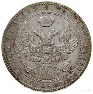 1 1/2 rubla = 10 złotych 1841, Warszawa, Plage 341, Bit...