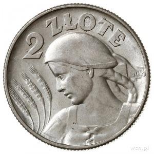 2 złote 1925, Londyn, z kropką po dacie, Parchimowicz 1...