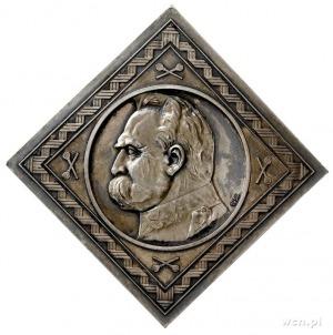 10 złotych 1934, Józef Piłsudski - Orzeł strzelecki, Wa...