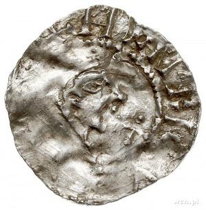 Toul- biskupstwo, bp Berthold 996-1018, denar, mennica ...