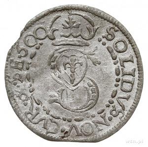 Fryderyk i Wilhelm Kettler 1594-1617, szeląg, 1600, Mit...