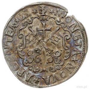 1/2 marki 1565, Ryga, Neumann 420, Fed. 585, mennicza w...
