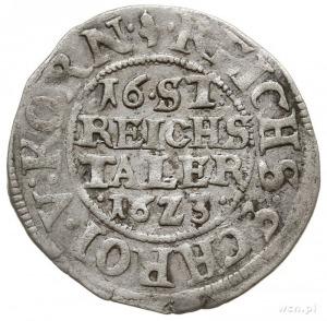 1/16 talara 1623, Nowopole (Franzburg), Hildisch 189, r...