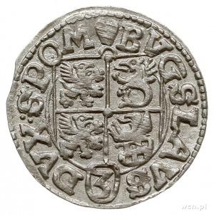 grosz 1618, Darłowo, Hildisch 283, piękny