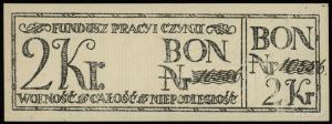 Fundusz Pracy i Czynu, Wolność-Całość-Niepodległość, 2 ...