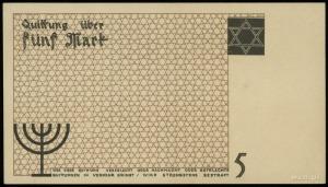 Der aelteste der Juden in Litzmannstadt, 5 marek 15.05....
