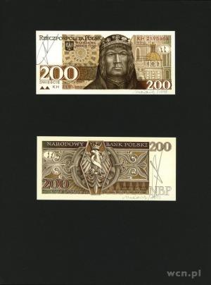 200 złotych 3.05.1993, Zygmunt I Stary, KH 2195363, wyd...