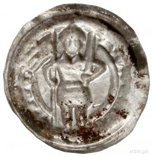 Magdeburg- arcybiskupstwo, brakteat 1200-1210; Święty M...