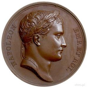 medal autorstwa Andrieu'a i Denon'a z okazji wyzwolenia...