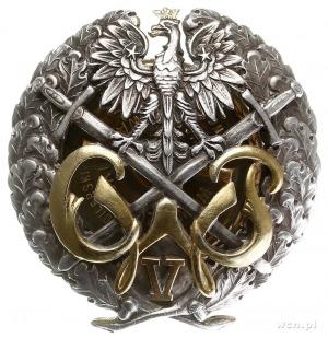 odznaka pamiatkowa Centrum Wyszkolenia Piechoty -Rember...