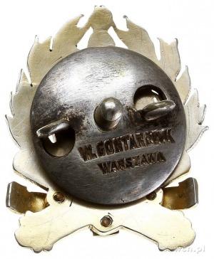 odznaka pamiątkowa 4 Kujawskiego Pułku Artylerii Lekkie...