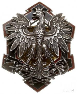 odznaka pamiątkowa Oficerskiej Szkoły Inżynierii (klasa...