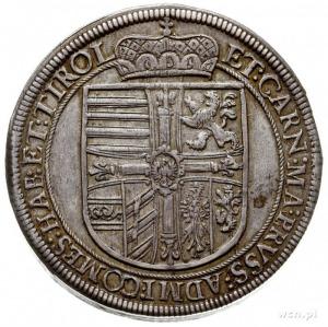 arcyksiąże Maksymilian 1590-1618, talar 1615, Hall, sre...