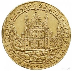 Guidobald Graf Thun i Hohenstein 1654-1668, 6 dukatów 1...