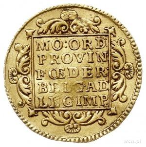 Geldria, dukat (Gouden dukaat) 1759, złoto 3.49 g, Fr. ...