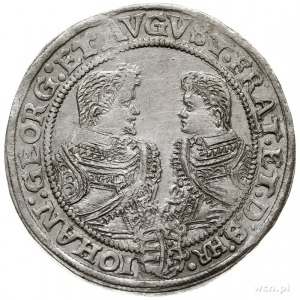 Krystian II, Jan Jerzy i August 1601-1611, talar 1608 H...