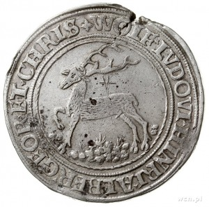 Wolfgand, Ludwik II, Henryk XXI, Albert Jerzy i Krzyszt...