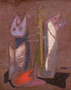 Jankiel Adler, FIGURA