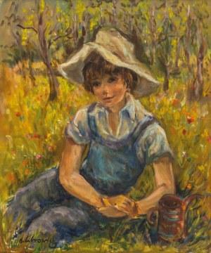 Katarzyna Librowicz (1912 – 1991), Ogrodniczka