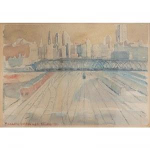 Marceli Nałęcz Dobrowolski (1876 – 1959), Chicago, 1930