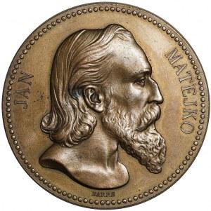 Medal Jan Matejko, 1875