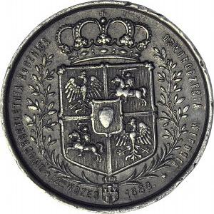 200-lecie odsieczy Wiedeńskiej, Medal 1883