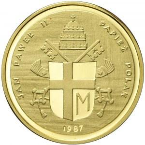 Medal Jan Paweł II Papież Polak, złoto