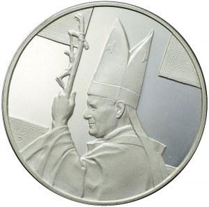 Medal Jan Paweł II Papież Polak, srebro