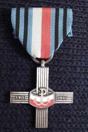 Warszawski Krzyż Powstańczy. Odznaczenie ustanowione ustawą z dnia  ...