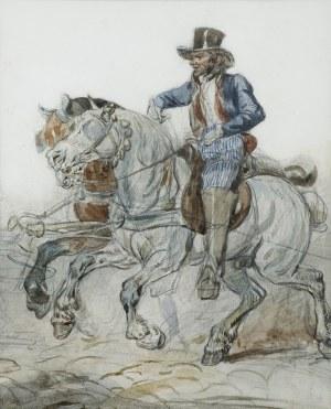 Michałowski Piotr, POCZTYLION FRANCUSKI, 1832 – 1835