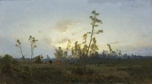Sidorowicz Zygmunt, SZATRY CYGAŃSKIE, 1877