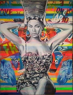 Ilona Foryś, 1980, Beyonce, 2018