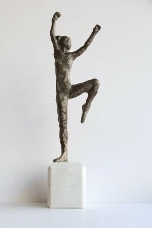 Waldemar Mazurek, 1961, Tańcząca, 2018