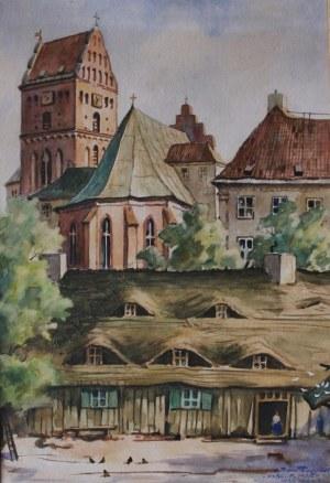 Jerzy Pawłowski (1909-1991), Kościół P. Marii w Warszawie
