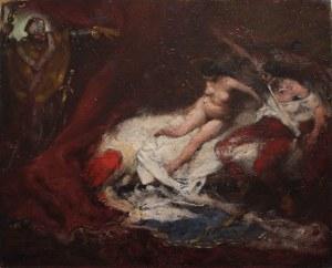 Włodzimierz Tetmajer (1862-1923), Grzech królewski zdemaskowany