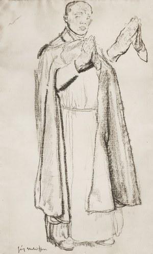 Józef MEHOFFER (1869-1946), Zakonnik