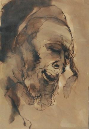 Emmanuel KATZ [MANÉ-KATZ] (1894-1962), Głowa Żyda