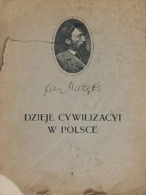 Jan MATEJKO (1838-1893), Dzieje cywilizacyi w Polsce, Kazanie Skargi