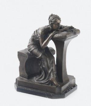 Pierre-Jules MENE (1810-1879), Zamyślona kobieta